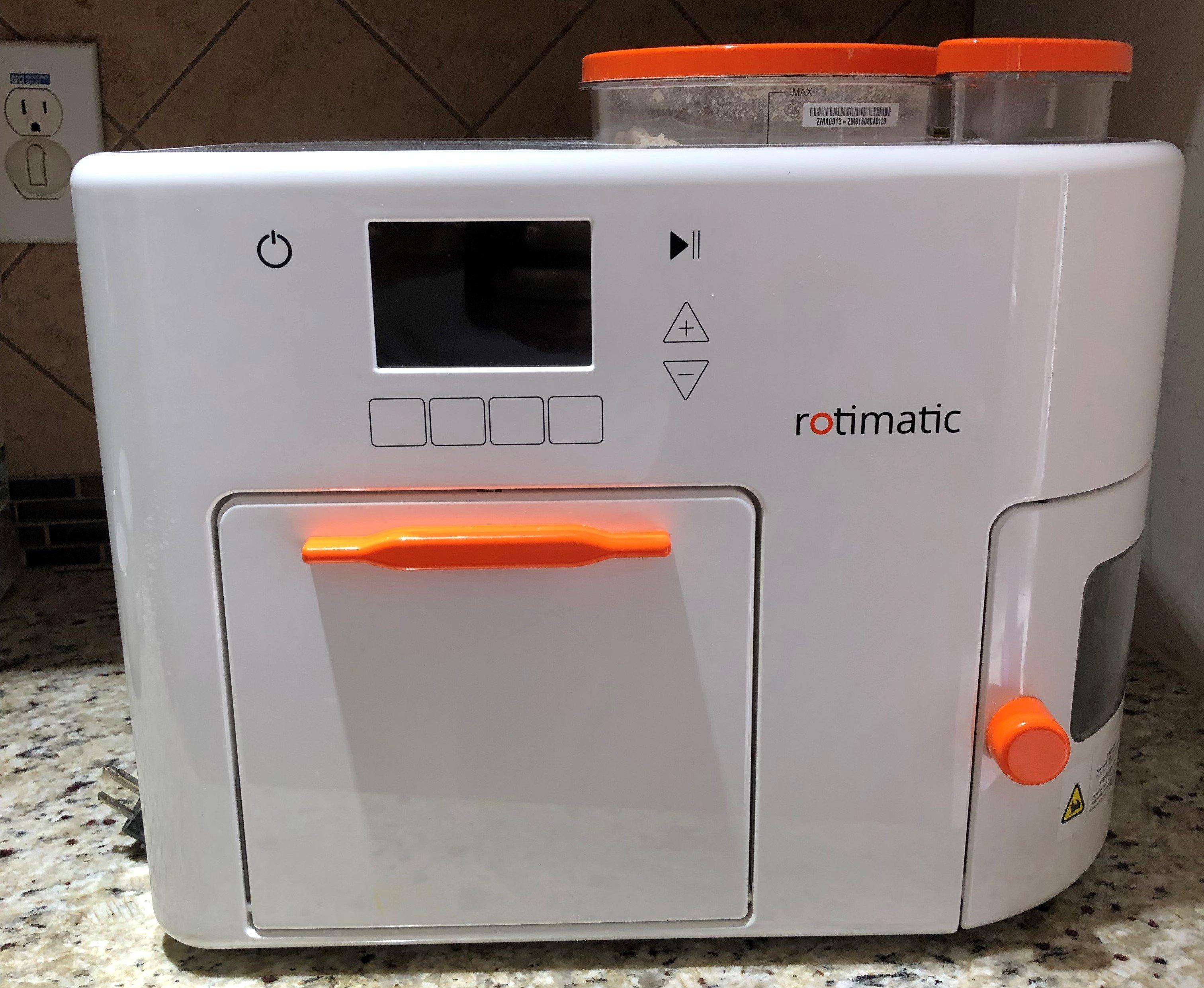 automatic roti maker rotimatic